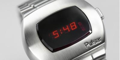 The Digital Watch Turns 50