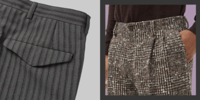 You Need a Pair of Big, Fun Wool Trousers